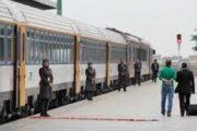 قطار مسافری نخجوان ـ مشهد نوروز راه میافتد