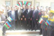 افتتاح رسمی راهآهن آستارا ـ آستار