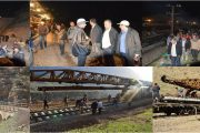 پیام تبریک مدیر کل راه آهن زاگرس بمناسبت پایان بازسازی محور جنوب