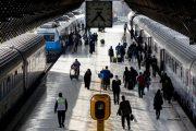 85 هزار مسافر درقم با قطار جابه جا شدند