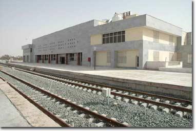 پیشرفت ۳۲ درصدی پروژه راه آهن ازنا