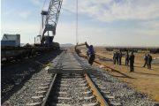 پیشرفت ۳۲ درصدی راهآهن چابهار / طرح چهار ساله تکمیل میشود