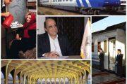 جابجایی بیش از ۸۸ هزار نفر مسافر در ایام نوروز ۱۳۹۷ در محور اداره کل راه آهن اصفهان