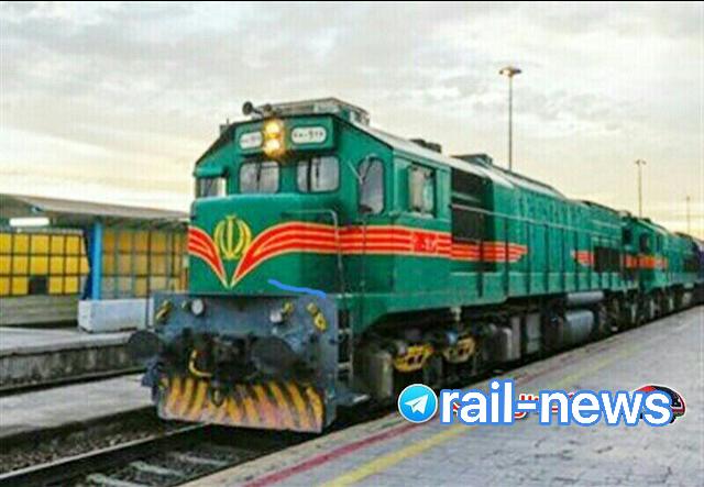 برگزاری دوره آموزش لکوموتیورانی در راه آهن شمالشرق (1)