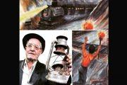 دهقان فداکاری دیگر جان صدها مسافر قطار تبریز به تهران را نجات داد.