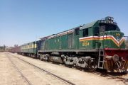 صادرات ریلی از زاهدان به پاکستان 55 درصد رشد داشت