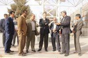 بازديد مشاور عالی وزير راه و شهرسازی از پروژه های راه آهن جنوب شرق