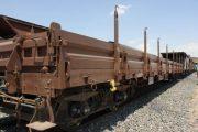 رشد ۱۷۷ درصدی حمل ونقل بینالمللی راهآهن شمال شرق ۲