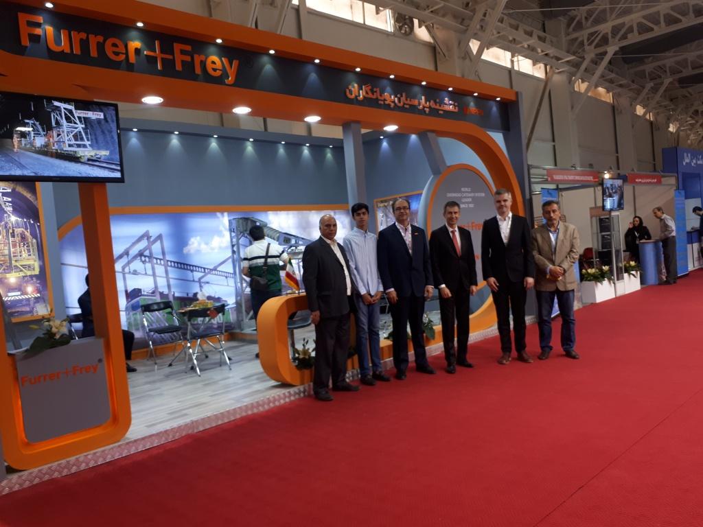شرکت های خارجی خواهان حضور بلندمدت در صنعت ریلی ایران هستند