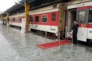 قطار محلی سمنان ـ تهران دوباره راهاندازی شد