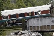 چندین کشته و زخمی بر اثر خروج قطار از ریل در ترکیه