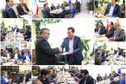 برگزاری دومين جلسه شورای سياستگذاري اطلاع رسانی و روابط عمومی راه آهن ج.ا.ا و تقدیر از آموزگار لکوموتیوران ناحیه شمال