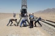 طرح خط ریلی بوشهر به شیراز عملیاتی میشود