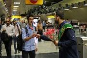 به مناسبت دهه كرامت برگزار مي شود / اجراي برنامه هاي فرهنگي و اجتماعي در متروي تهران