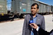 صادرات ریلی از زاهدان به پاکستان 51 درصد رشد داشت