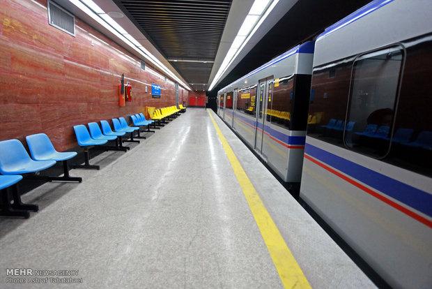تحویل ١٠ واگن تا پایان هفته به قطار شهری مشهد