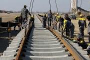 بهرهبرداری از ۷ پروژه عمرانی راه آهن در هفته دولت