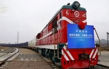 ورود هشتمین قطار تجاری چین از مرز اینچه برون