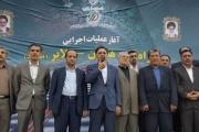 با حضور وزیر راه و شهر سازی؛ عملیات اجرایی راه آهن همدان - ملایر آغاز شد