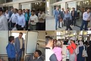 اعزام کاروان بیعت با رهبری از ایستگاه راه آهن فارس