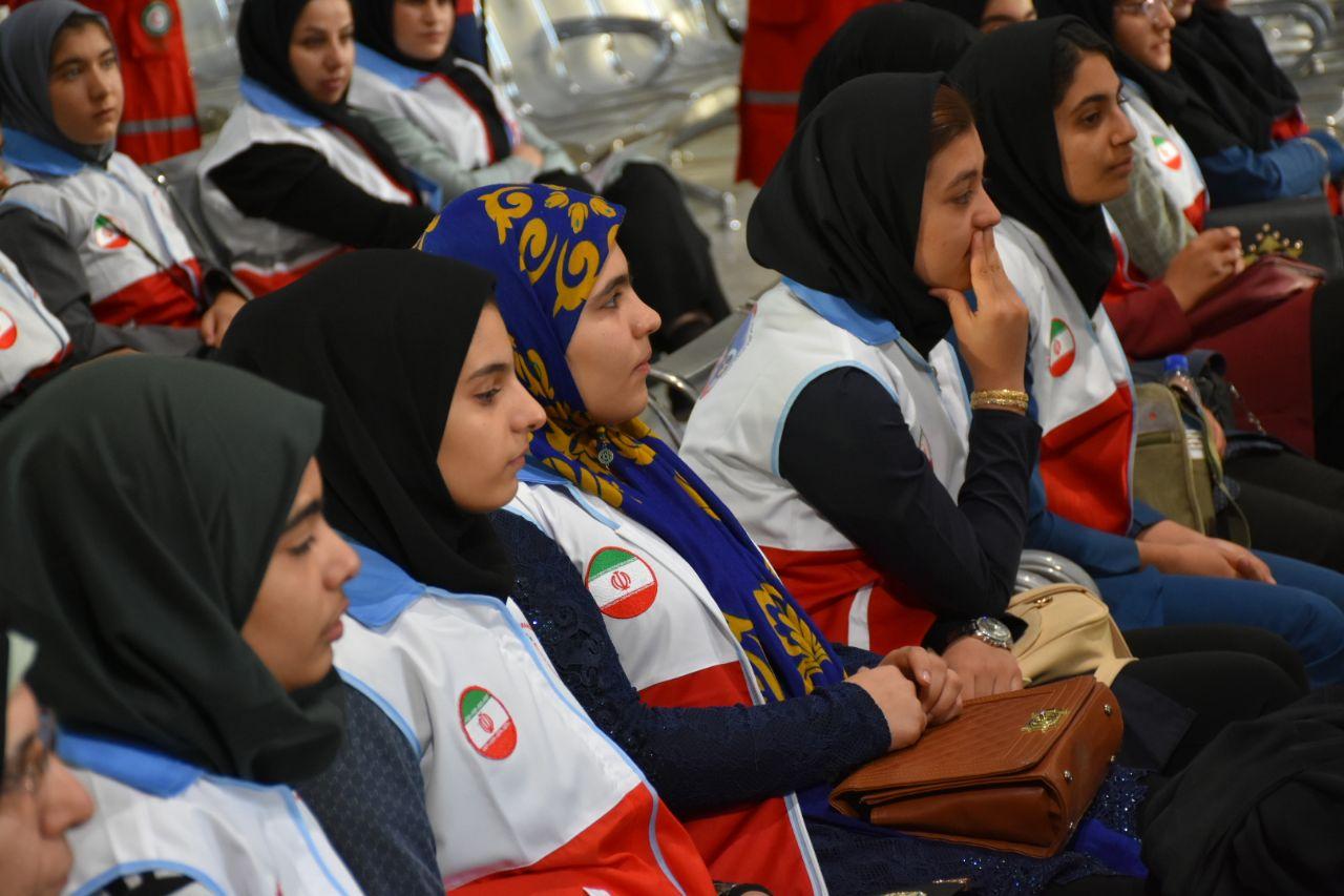 اعزام ۵۰۰ دانش آموز از مناطق زلزله زده کرمانشاه به سفر زیارتی سیاحتی مشهد مقدس