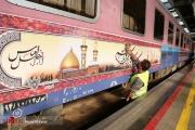 قطار قم - کربلا با بهسازی زیرساخت های عراق حرکت می کند