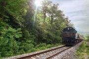 بهره برداری از راه آهن گیلان تا پایان امسال