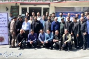 قهرمانی تیم بسیج راهآهن در مسابقات تیراندازی سازمان بسیج ادارات 20 وزارتخانه