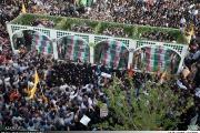 سرويس دهي ويژه متروي تهران همزمان با مراسم وداع با شهدا