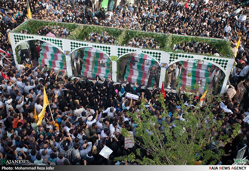 سرویس دهی ویژه متروی تهران همزمان با مراسم وداع با شهدا