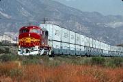 ترانزیت کالا از اروپا به آسیای میانه به 21 روز کاهش می یابد / مذاکره با راه آهن کشورهای منطقه