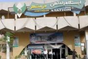 حمل و نقل ریلی خرمشهر با استقبال گردشگران خارجی روبرو شد