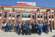 بازدید از آخرین وضعیت پروژه خط آهن مراغه - ارومیه + گزارش تصویری