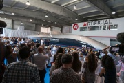 هایپرلوپ Hyperloop TT کوئینترو وان، رسما رونمایی شد