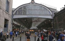 قطع برق فعالیت ایستگاه راه آهن پدینگتون را مختل کرد