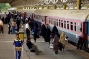 راه اندازی ۱۷۶ قطار فوقالعاده ترکیبی در مسیر تهران - کرمانشاه - مهران