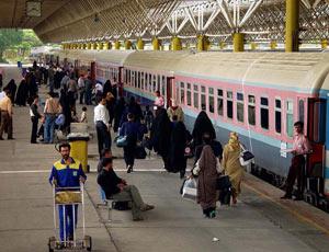 راه اندازی ۱۷۶ قطار فوقالعاده ترکیبی در مسیر تهران – کرمانشاه – مهران
