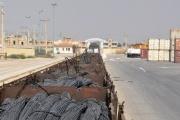 نخستین محموله صادراتی از طریق ریل پس از چند سال وارد بندر خرمشهر شد.