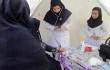 برگزاري پايگاه سلامت بانوان ايراني در ايستگاه هاي متروي تهران