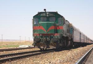 راهاندازی ۲۶ رام قطار فوقالعاده جدید