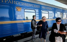 سفر ریلی مسافران عقاب طلائی از تهران آغاز می شود
