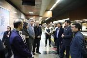 استفاده از فضاي تبليغاتي مترو براي فرهنگ سازي در زمينه بهينه سازی مصرف سوخت