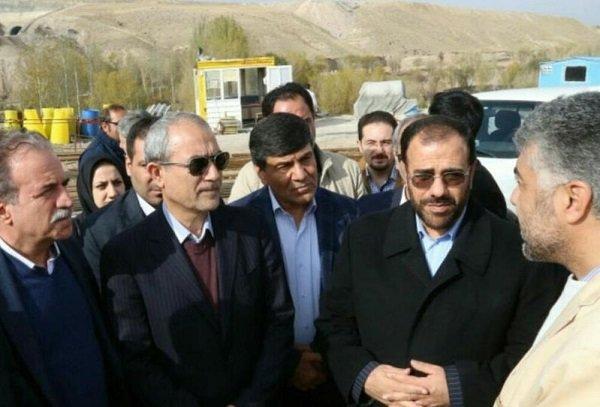 تخصیص اعتبار پروژه راه آهن تبریز-میانه وتسریع در عملیات اجرایی آن