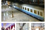 اداره کل راه آهن تهران، رتبه نخست جابجایی مسافر در سطح شبکه ریلی را کسب کرد