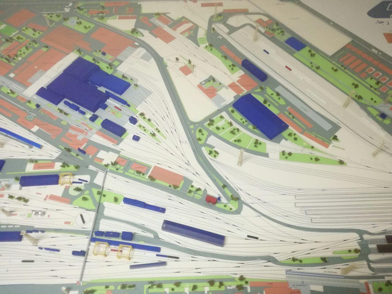 احداث پارکینگ سالنهای فرسوده در ایستگاه رودشور