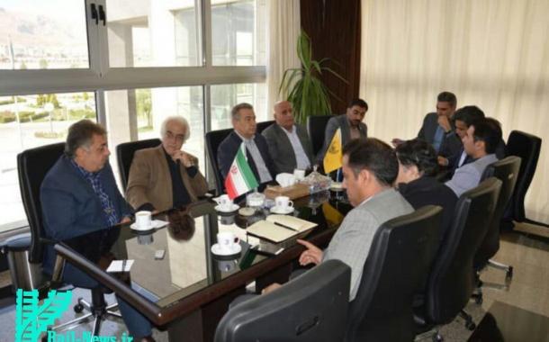 غلات و نهاده های دام و طیور بزودی توسط قطارهای فارس حمل می شود.