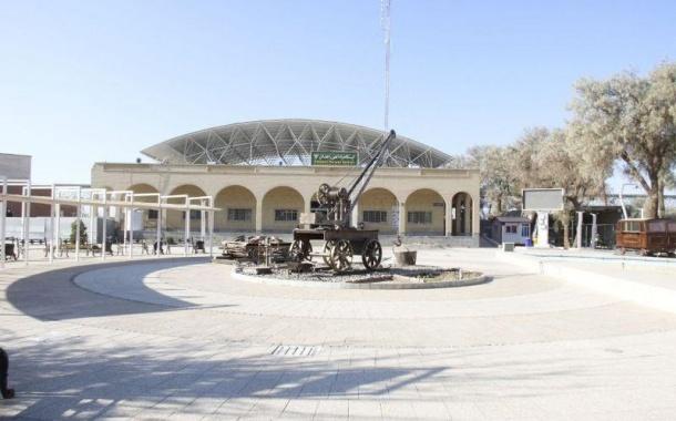پیشرفت ۵۵ درصدی توسعه ایستگاه راه آهن زاهدان