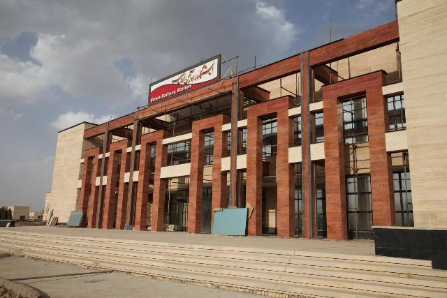 ایستگاه راه آهن ارومیه؛ مطابق با استاندارهای جهانی است
