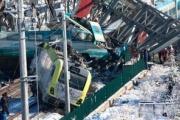57 کشته و زخمی بر اثر سانحه قطار در ترکیه