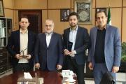 قدردانی راهآهن از ۳ پژوهشگر برتر ایرانی درجایزه نوآوری UIC فرانسه